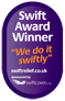 Swift Award Winner